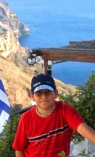 Nathaniel cruises windy Greece testimonial