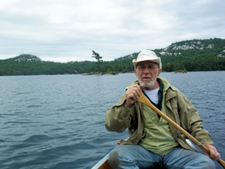 Fred, paddling in London, Ontario testimonial