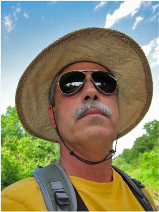Capsurz saves Ken G's favorite fishing hat