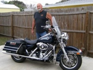 Mark, Morristown, AZ, Harley motorcycle rider 80 mph testimonial